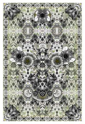 Dekoration - Teppiche - Eden King Teppich / 300 x 200 cm - Moooi Carpets - Grüntöne / grau - Polyamid