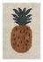 Fruiticana - Ananas Teppich / groß - handgewebt - Ferm Living
