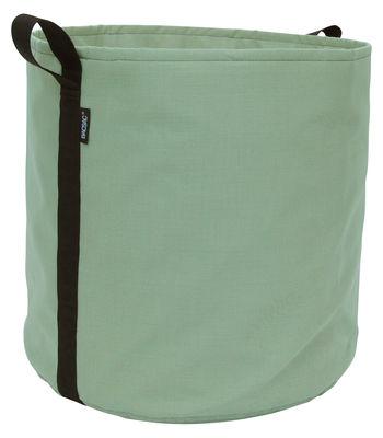 Outdoor - Vasi e Piante - Vaso per fiori Batyline® - / Outdoor - 100 L di Bacsac - Verde oliva - Tela Batyline®