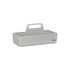 Bac de rangement Toolbox RE / Recyclé - Compartimenté / 32 x 16 cm - Vitra