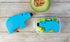 Blocco refrigerante Blue bear - / Large - L 18 cm di Pa Design
