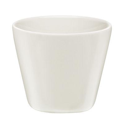 Tavola - Caffè - Tazzina da espresso Iittala X Issey Miyake / H 7,5 cm - Iittala - Bianco - Porcellana