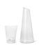Brus Glass - / Hand-blown bubbled glass by Ferm Living
