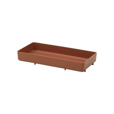 Image of Piano/vassoio Chap Tray RE - / 41,5 x 20 cm - Poliammide Riciclato di Vitra - Rosso - Materiale plastico