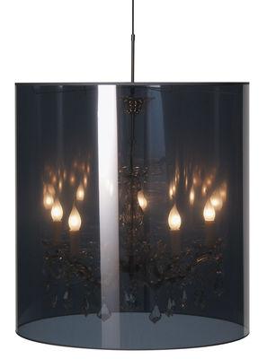 Illuminazione - Lampadari - Sospensione Light Shade Shade - Ø 70 cm di Moooi - Specchio e argentato - Materiale plastico, Metallo, Vetro