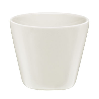 Arts de la table - Thé et café - Tasse à espresso Iittala X Issey Miyake / H 7,5 cm - Iittala - Blanc - Porcelaine