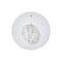 Gioia Small Wandleuchte / LED - Ø 40 cm / Marmor - Foscarini