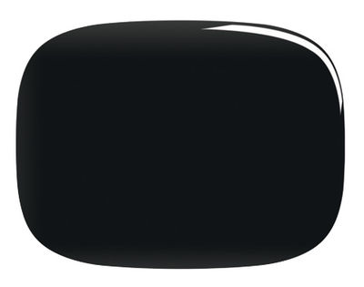 Luminaire - Appliques - Applique Tivu / L 17 x H 13 cm - Foscarini - Noir - Polycarbonate