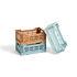 Cestino Colour Crate - Small / 26 x 17 cm di Hay