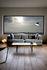 Quattro Cantoni Coffee table - / Marble & steel - 130 x 60 cm by Objekto