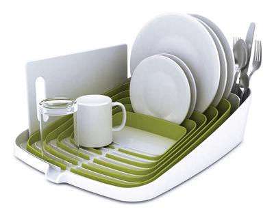Kitchenware Kitchen Sink Accessories Arena Draining Rack Dish Drainer By Joseph