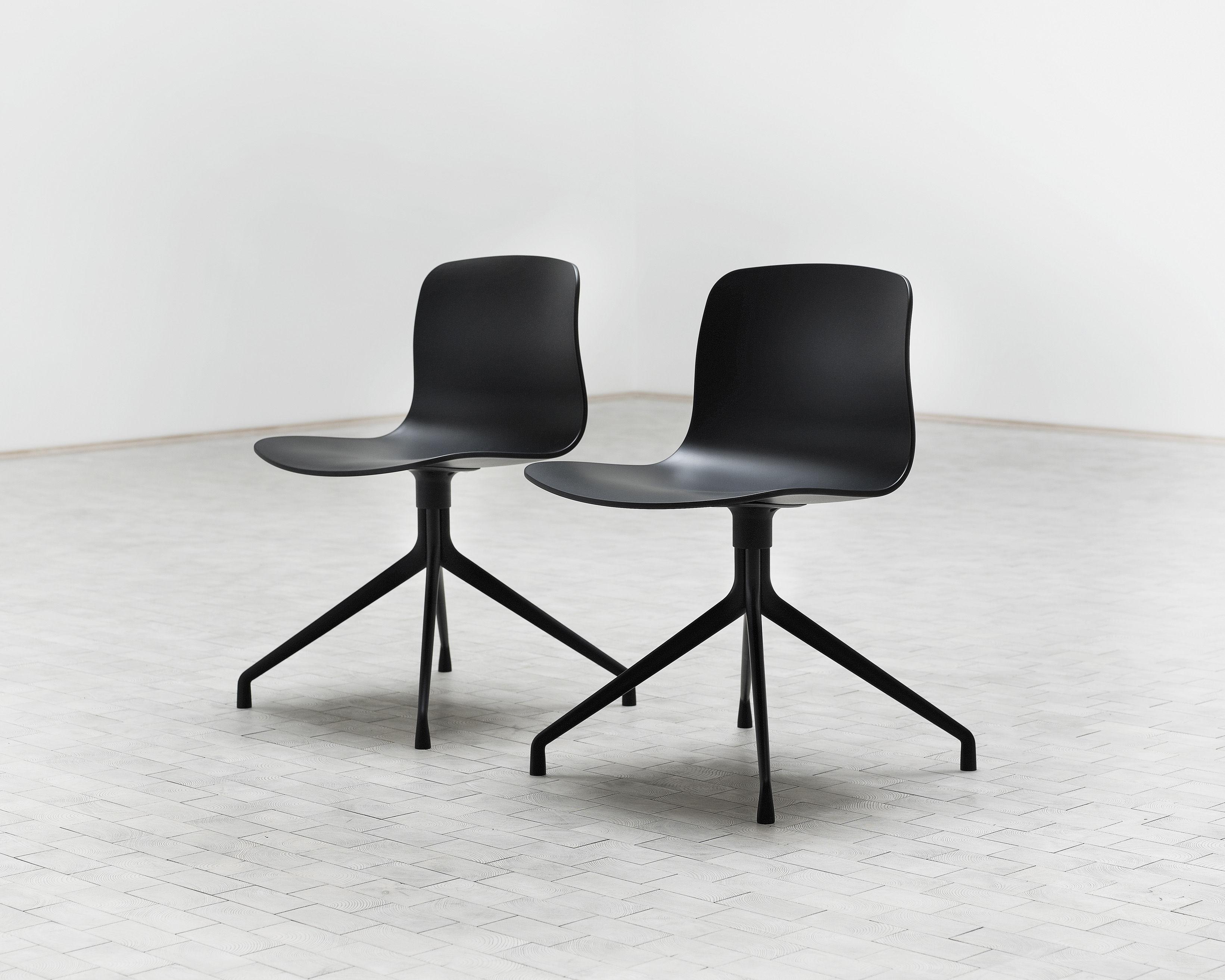HAY About a chair   HAY Drehstuhl weiß