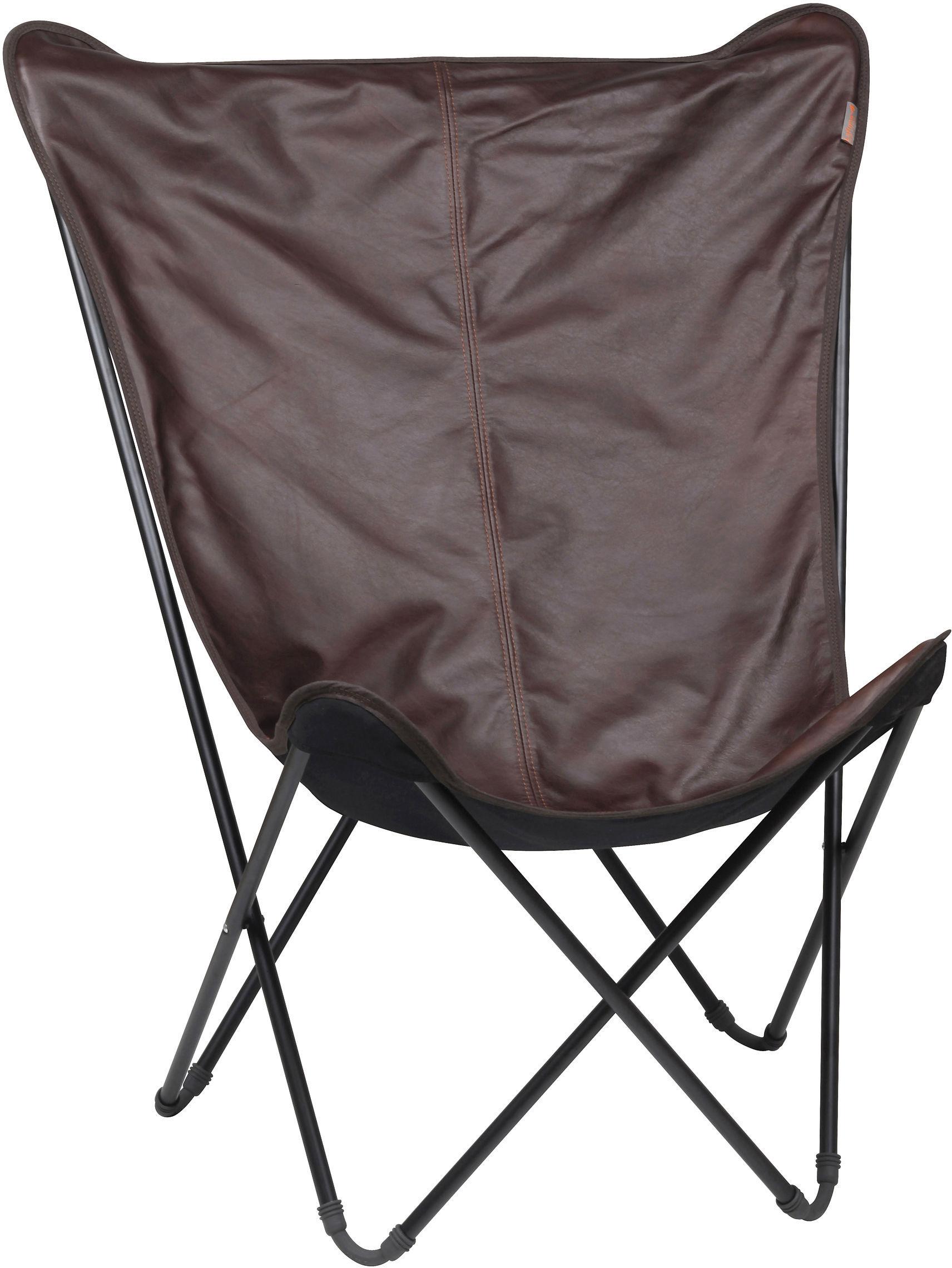 fauteuil maxi pop up pliable edition sp ciale en cuir. Black Bedroom Furniture Sets. Home Design Ideas