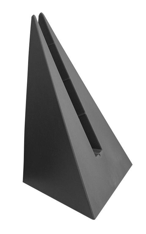 Mobilier - Paravents, séparations - Piètement pour paravent Frames / 1 pied - MyYour - Gris - Plastique Poleasy ®