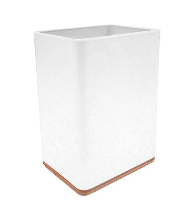 Image of Portamatite Portable Atelier / Moleskine - Alto - Driade - Bianco - Metallo/Legno