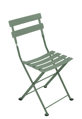 Arredamento - Mobili per bambini - Sedia bambino Tom Pouce / Acciaio - Fermob - Cactus - Acciaio verniciato