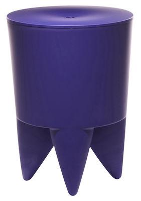 Image of Sgabello New Bubu 1er - Opaco di XO - Viola - Materiale plastico