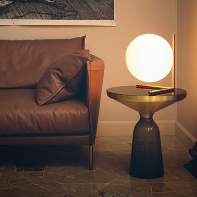 Ic T2 Table Lamp H 35 Cm By Flos