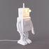 Robot Table lamp - / Porcelain - H 40 cm by Seletti