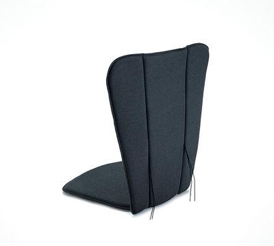 Déco - Objets déco et cadres-photos - Coussin d'assise / Pour fauteuil bas & rocking chair Paon - Houe - Gris charbon - Mousse polyuréthane, Tissu polyester