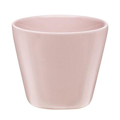 Tischkultur - Tee und Kaffee - Iittala X Issey Miyake Espressotasse / H 7,5 cm - Iittala - Hellrosa - Porzellan