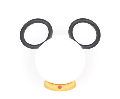 Déco - Pour les enfants - Lampe sans fil Mickey / Recharge USB - Fermob - Réglisse - Aluminium, Polyéthylène