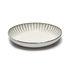 Inku Salad bowl - / Ø 27 x H 5 cm by Serax