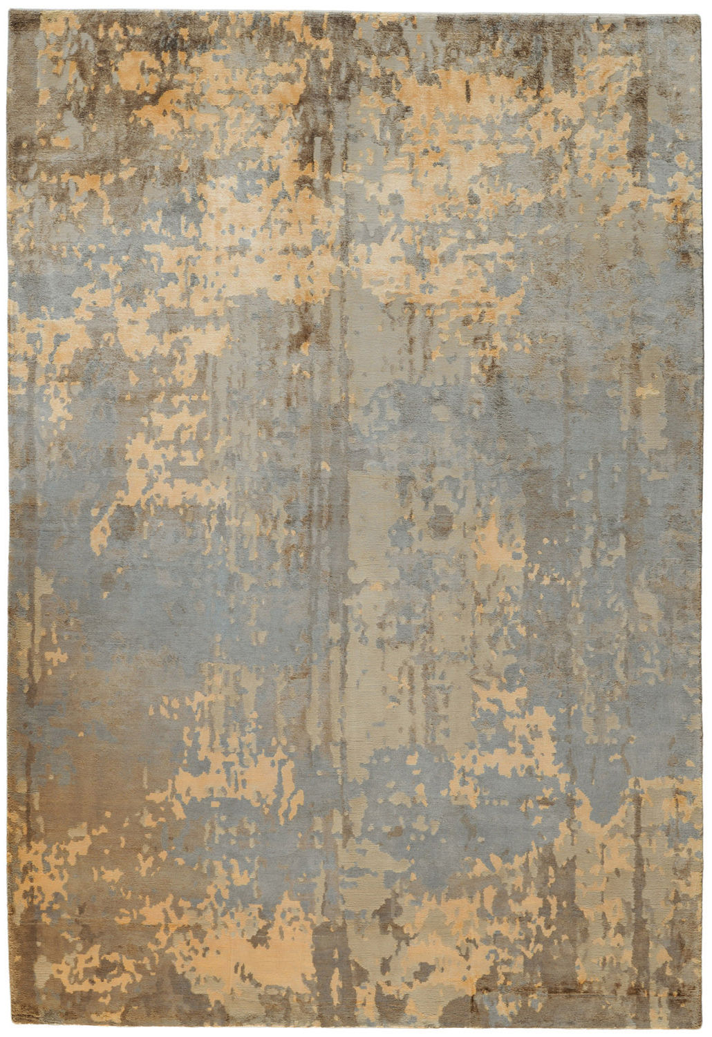 tapis mmoire toulemonde bochart sable jaune 270 cm x 180 cm made in design - Tapis Toulemonde Bochart