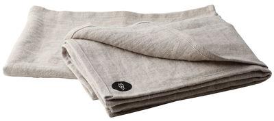 Kitchenware - Tea Towels & Aprons - Tea towel - Apron - Linen and hemp by Malle W. Trousseau - Natural - Hemp, Linen