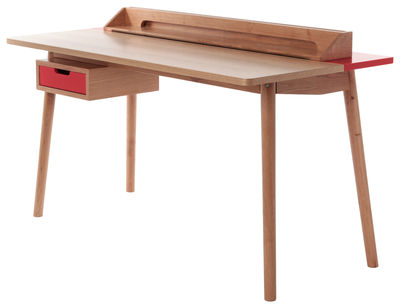 Bureau Honoré - Hartô sorbet fraise en bois