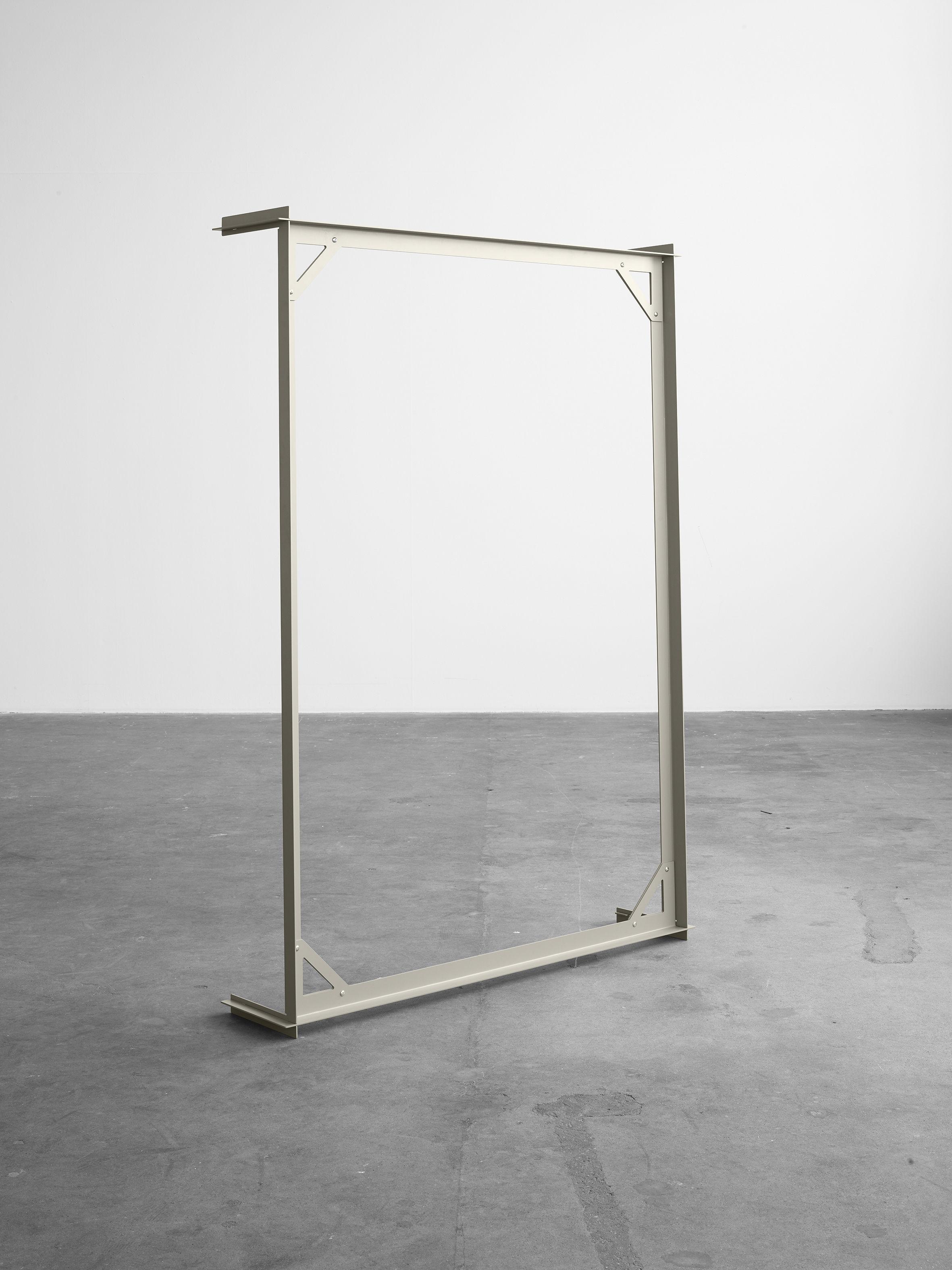 cadre de lit connect m tal 180 x 200 cm 180 x 200 cm blanc hay. Black Bedroom Furniture Sets. Home Design Ideas