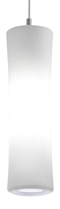 Leuchten - Pendelleuchten - Také 27 Pendelleuchte - H 45 cm - Lumen Center Italia - Weiß - Aluminium, Polyäthylen