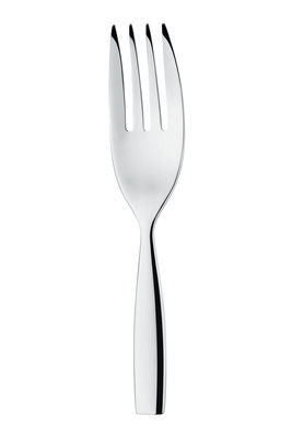 Tischkultur - Couverts de service - Dressed Serviergabel L 25 cm - Alessi - Serviergabel - Edelstahl - rostfreier Stahl