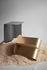 Table d'appoint Mass / 40 x 30 cm - Métal / Porte-revues intégré - Northern