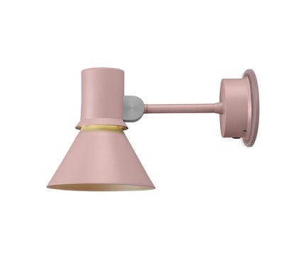 Applique Type 80 Anglepoise rose en métal