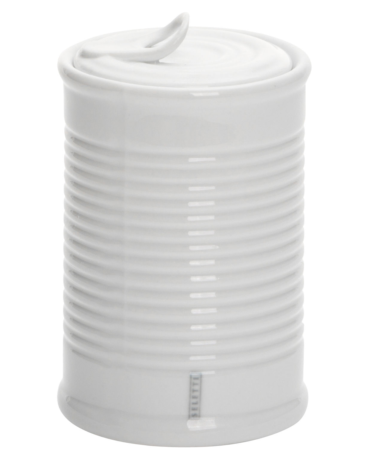 Kitchenware - Kitchen Storage Jars - Estetico Quotidiano Box by Seletti - White - China