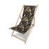 Mendoza Deckchair - / Without armrests by PÔDEVACHE