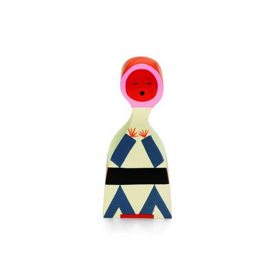 Decoration - Children's Home Accessories - Wooden Dolls - No. 18 Decoration - / By Alexander Girard, 1952 by Vitra - No. 18 - Fir-tree
