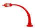 Street Lamp Outdoor Floor lamp - / Resin - L 242 x H 190 cm by Seletti