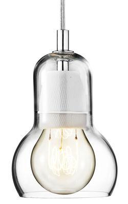 Bulb Pendelleuchte Ø 11 cm - Kabel transparent - &tradition - Transparent