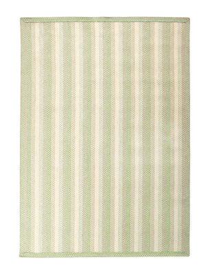 Interni - Tappeti - Tappeto per esterno Natte - / 170 x 240 cm di Toulemonde Bochart - Verde - Polipropilene