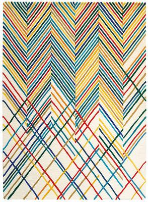 Interni - Tappeti - Tappeto Spike / 170 x 240 cm - Toulemonde Bochart - Multicolore - Lana