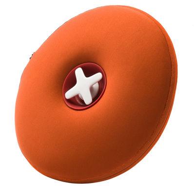 Bouillotte Pill - Authentics orange en matière plastique