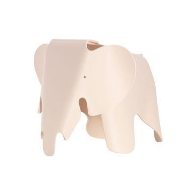 Mobilier - Mobilier Kids - Décoration Eames Elephant (1945) / L 78,5 cm - Polypropylène - Vitra - Rose tendre - Polypropylène