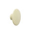 The Dots Wood Hook - / XSmall - Ø  6.5 cm by Muuto