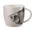 Mug Animals / Set de 6 - Porcelaine - Pols Potten
