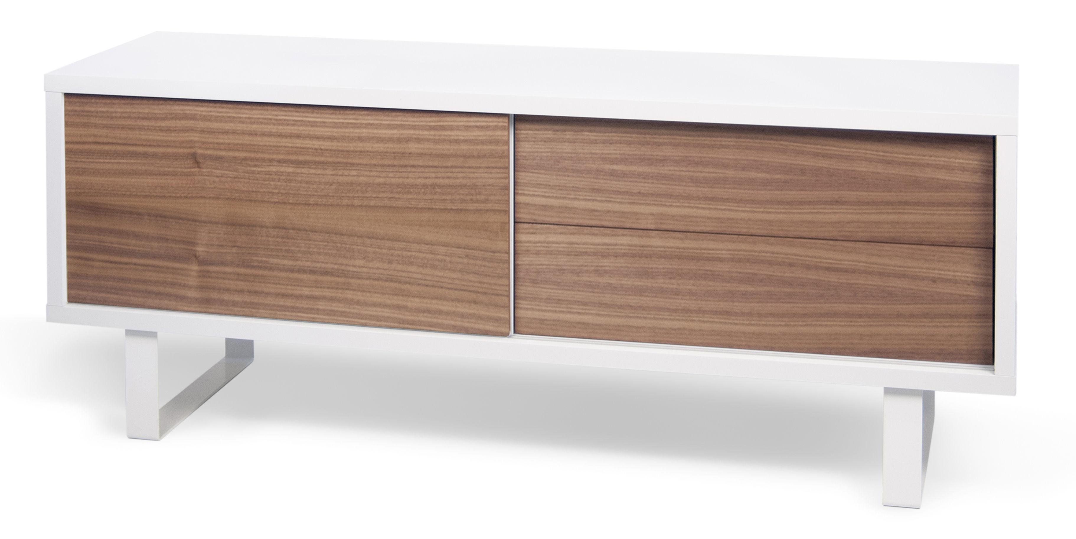 Credenza Con Cesti : Buffet oslo pop up home bianco noce l 150 x h 58 made in design