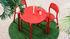Chaise empilable Toní / Set de 2 - Aluminium perforé - Fatboy