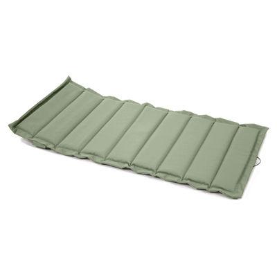 Coussin / Pour fauteuil bas Luxembourg - Fermob vert en tissu