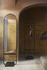 Angui Free standing mirrors - / Marbre & fer - H 180 cm by AYTM